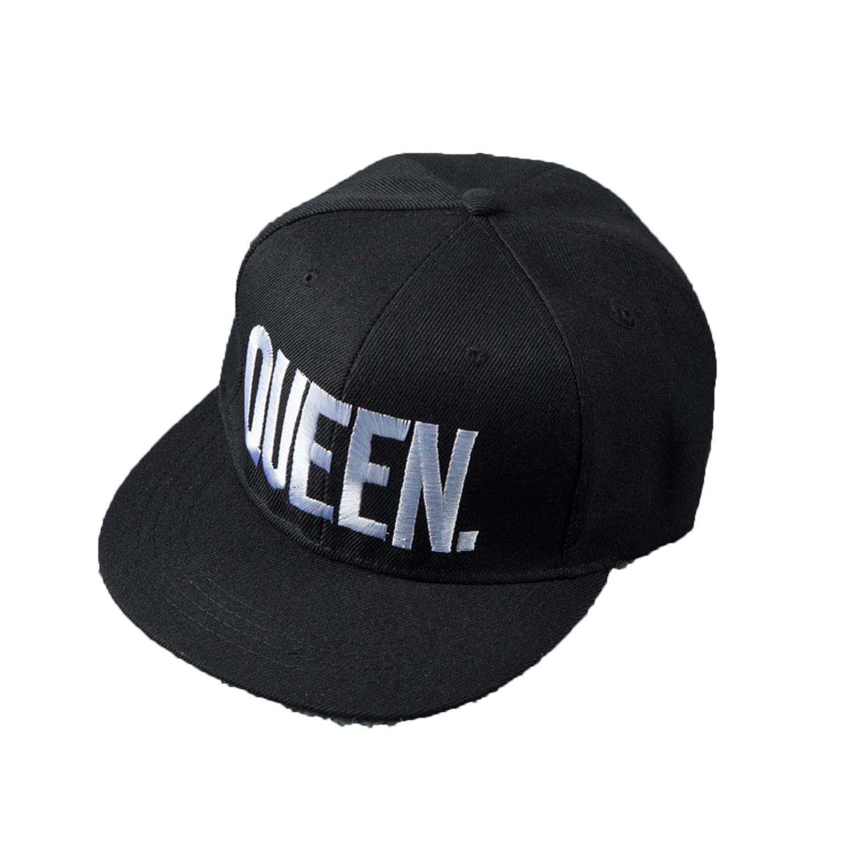 King Queen Baseball Cap Snapback Men Women Visor Caps dad Bone Couple Hip Hop Sport Hats