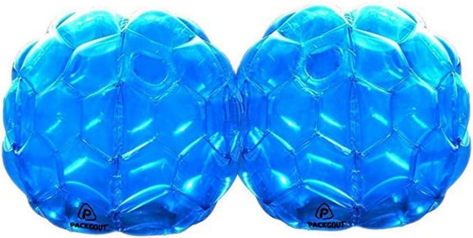 Hámster Inflable De La Bola De La Burbuja Del Compinche De Las Bolas De Parachoques Usado También Como Trajes Humanos Del Fútbol De Zorb Para El Tamaño Al Aire Libre Del Juego 36In Para Los Adultos (P