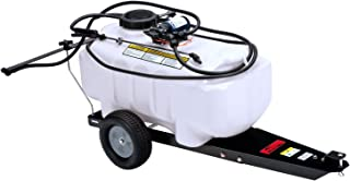 product image for Brinly ST-25BH Tow Behind Lawn and Garden Sprayer, 25-Gallon