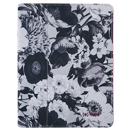 Speck Products FitFolio Case for iPad 2/3/4, Vintage Bouquet/Boysenberry (Ipad Case Speck Fitfolio)