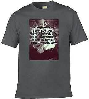 9ecedf99e Paul Walker Tribute T Shirt L Black: Amazon.com: Books