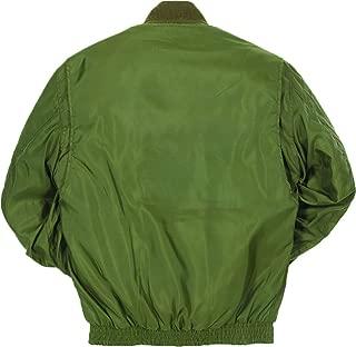 product image for W.E.P. USN USMC Olive Nylon Fighter Jacket