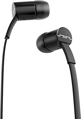 Sol Republic 1112-31 JAX In-Ear Headphones with 1-Button Mic and Music Control