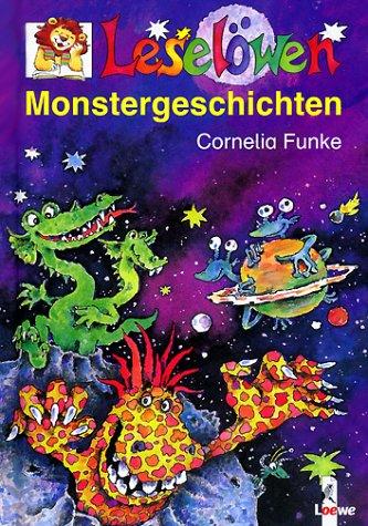 Leselöwen-Monstergeschichten