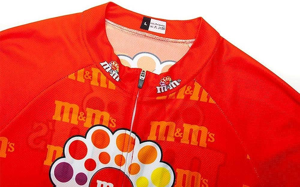 Moxilyn Mens Quick-Dry Cycling Jersey Set Road Bike Bicycle Shirt Bib Pants with 9D Gel Padded MTB Riding Clothing kit