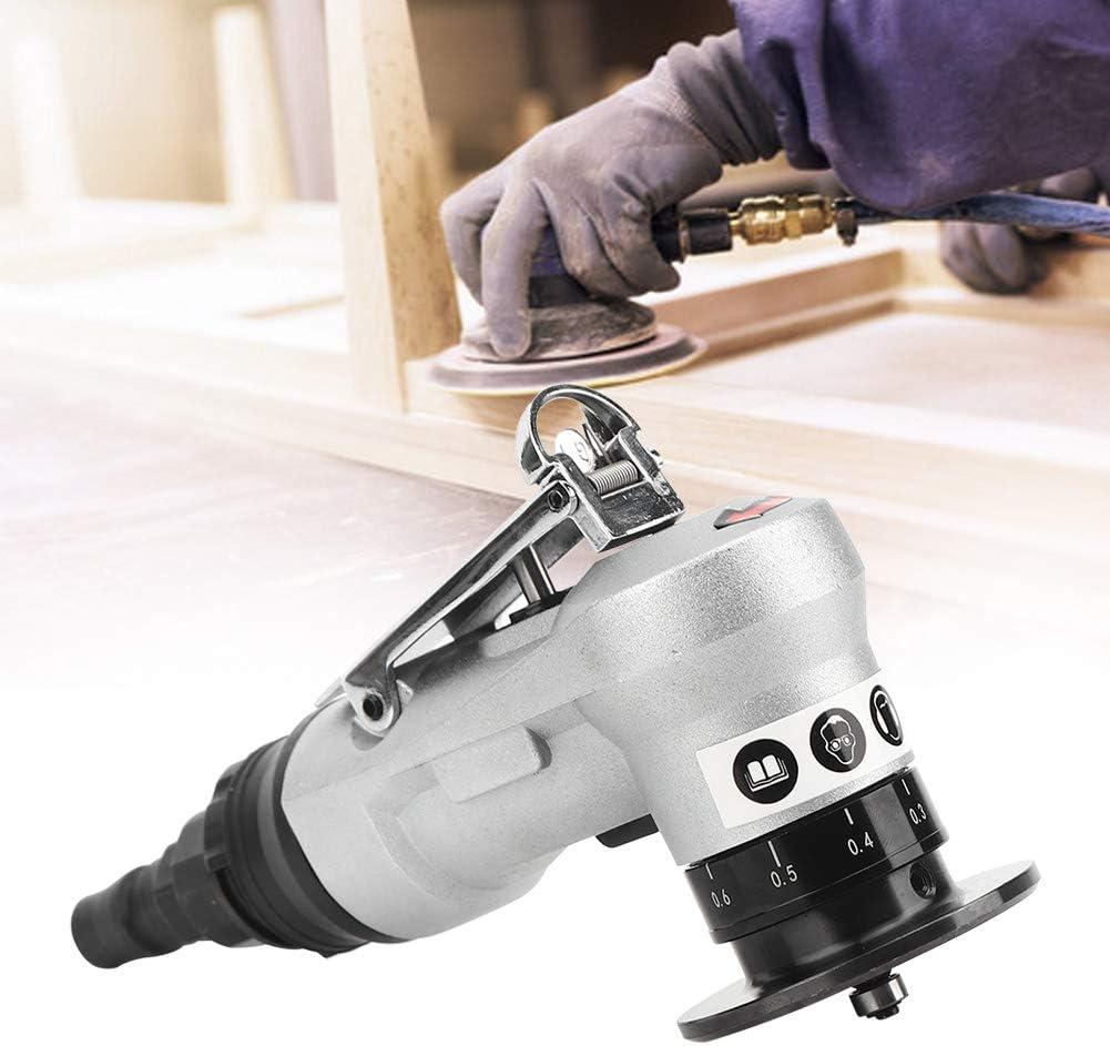 Smussatrice Pneumatica 45 /° Macchina per Rifilare la Fresa ad Arco Utensile da Taglio Manuale per Bordi con Interfaccia di Tipo USA