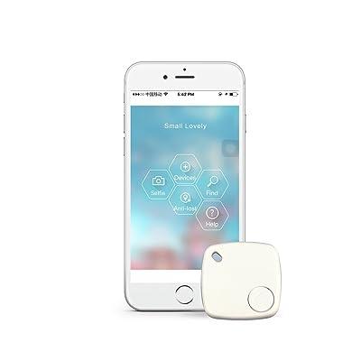 GPS Traceur Intelligent Bluetooth Tracker , Article Finder, avec fonction alarme, télécommande contrôleur pour appareil photo sac à main,Anti-perte/GPS Locator/ Tag alarme/Porte-monnaie, clés