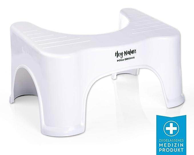 HOCA Original taburete para inodoro contra hemorroides ...