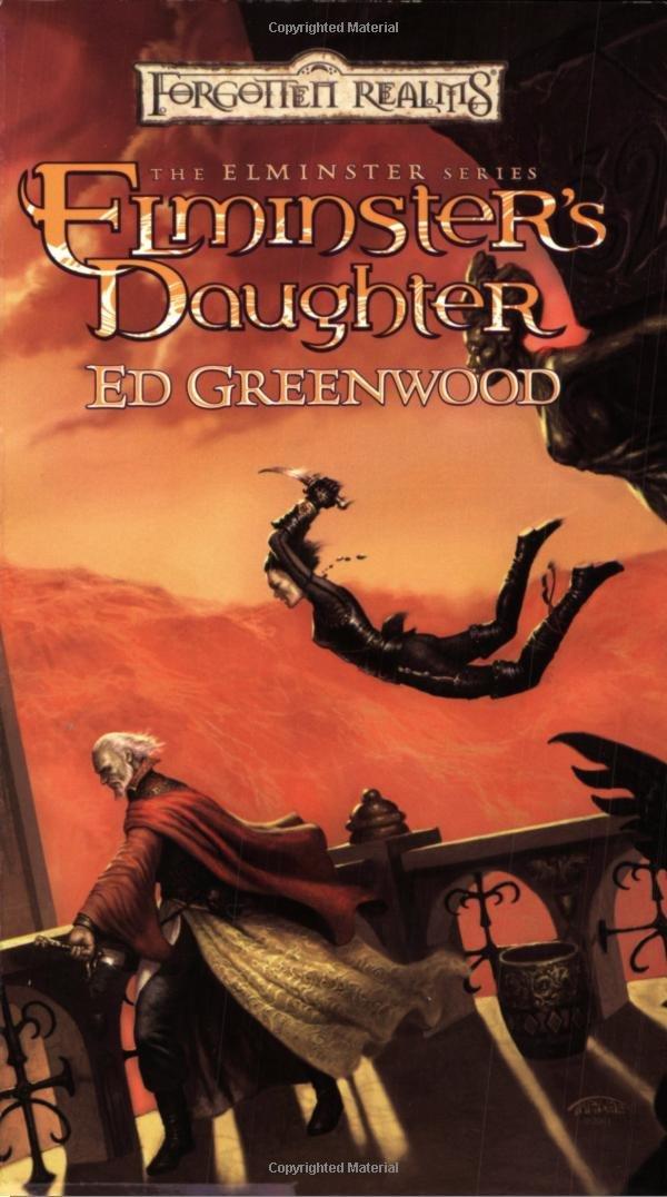 Elminster's Daughter: The Elminster Series: Ed Greenwood