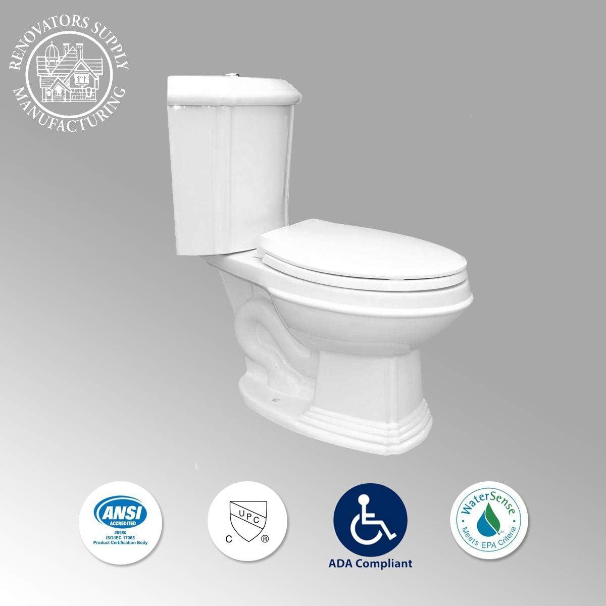 7. Sheffield Corner 2 WaterSense Toilet