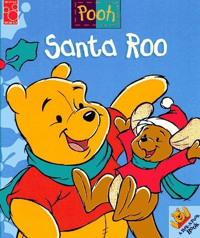 Santa Roo: A Peek-A-Pooh Book