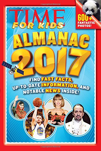 Time For Kids Almanac 2017  Time For Kids Almanac  Paperback