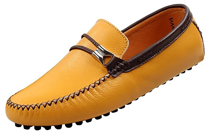 Amazon.com | Salabobo 591 New Mens Stylish Casual Loafers Slip-on Moccasins Driving Shoes | Loafers & Slip-Ons