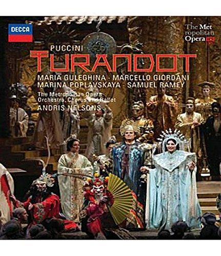 (Puccini: Turandot [Blu-Ray])
