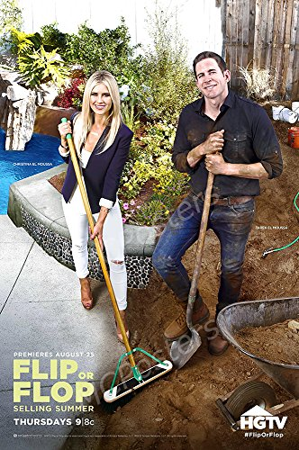 """MCPosters Flip or Flop TV Show Series Poster GLOSSY FINISH - TVS581 (24"""" x 36"""" (61cm x 91.5cm))"""
