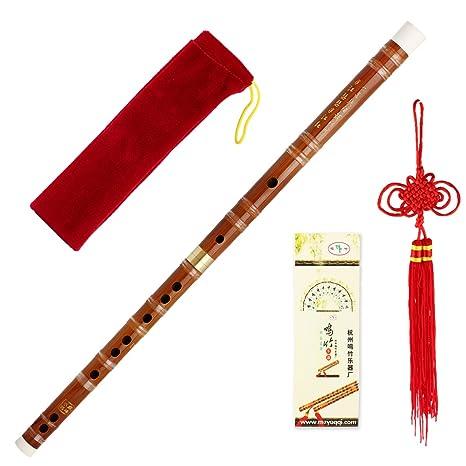 NEW elaboración tradicional a mano gran calidad instrumentos musicales chino tipo flauta de bambú/EN