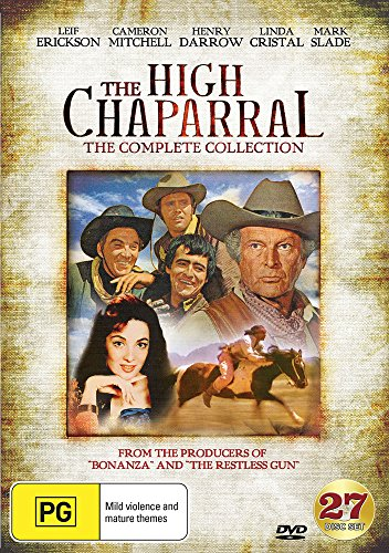 High Chaparral: Complete Collection ()