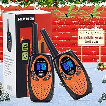 Amazon.com: FLOUREON Walkies Talkies Two Way Radios Long