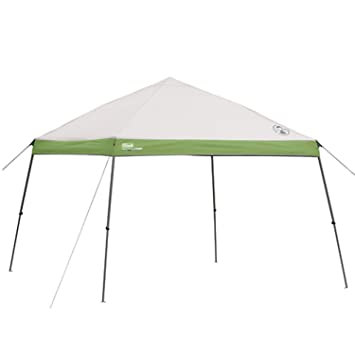Coleman Shelter 12X12 Wide Base Cnpy Angled Legs 2000024114  sc 1 st  Amazon.com & Amazon.com: Coleman Shelter 12X12 Wide Base Cnpy Angled Legs ...