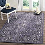 Safavieh Palazzo Collection PAL128-9073 Purple and Black Area Rug, 5′ x 8′ Review