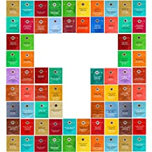 Tea Bags Sampler Assortment, 54 Individual Flavors Of Stash Teas, Packed In Luxurious Gift Box.