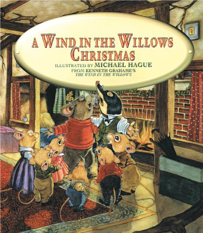 Download A Wind In the Willows Christmas pdf
