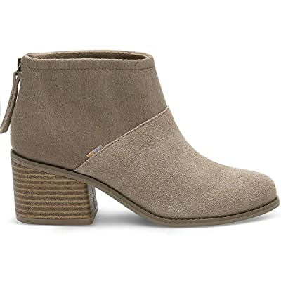 TOMS Women's Lacy   Ankle & Bootie