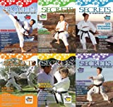 Elisa Au Secrets of Championship Karate: 6 DVD Bosx Set