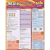 Math Common Core 6Th Grade (Quick Study: Academic)