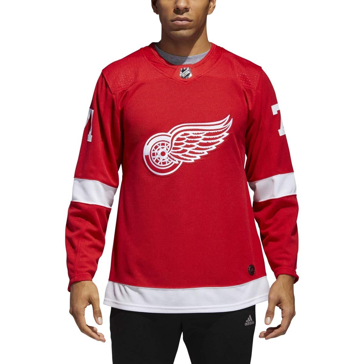 Detriot Red Wings Adidas AdiZero Authentic NHL Hockey