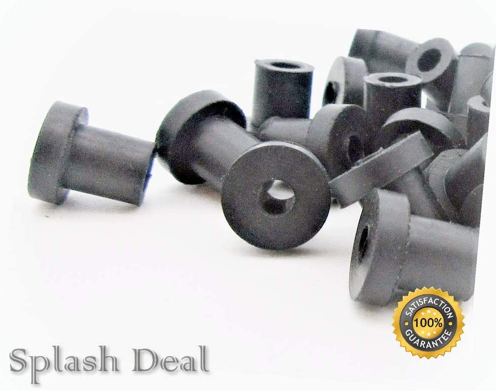 "Steel Bushing //Spacer// Sleeve  5//8 /"" OD x  3//8/"" ID x  5/"" Long  1 Pc  CDS"