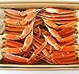 海夢 ズワイガニ 足 3L-4L サイズ ボイル済み 天然 本 ずわい蟹 約3kg (8肩~10肩)