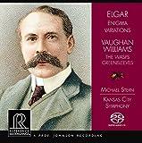 Elgar: Engima Variations / Vaughan