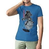 Camisetas La Colmena,154-Camiseta Star Wars - Bouncy Star