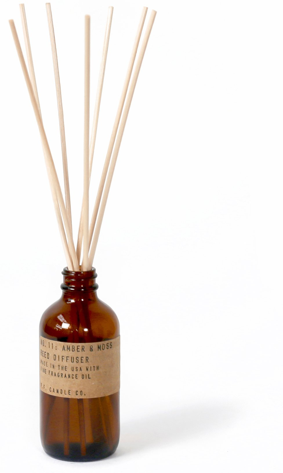P.F. Candle Co. - No. 11: Amber & Moss Diffuser by P.F. Candle Co.