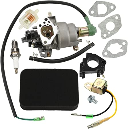 Amazon.com: panari aislante para carburador + filtro de aire ...