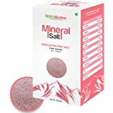 NutroActive Mineral Himalayan Pink Salt Fine Grain (0.5-1 mm)-350 gm
