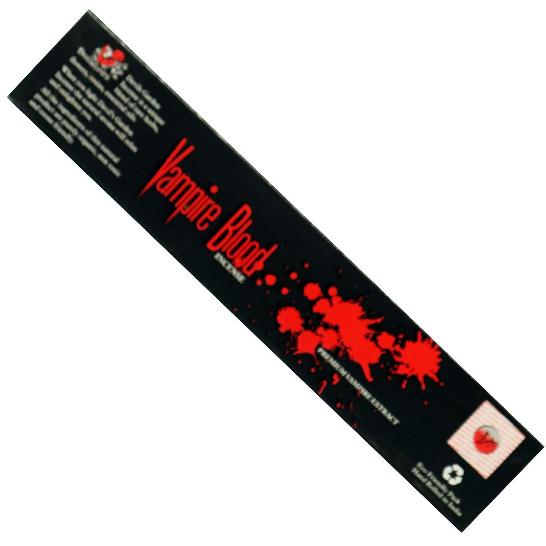 Incense Sticks Vampire Blood Agarbathi 24 X 15 grams Sticks Incense Nandita