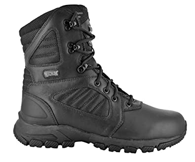 Chaussures noires Militaires homme 5njfeI