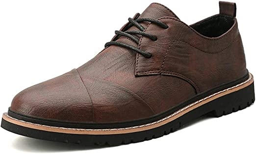 Tufanyu Oxford Business for Hommes Chaussures Formelles à