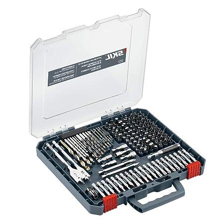 SKIL 130 Piece Drilling and Screwdriving Bit Set - MXS8504