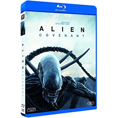 Alien Covenant Blu-Ray [Blu-ray]
