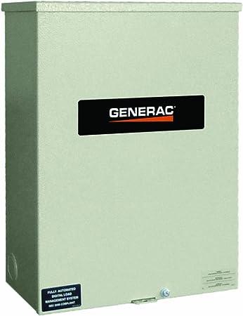 Amazon.com: Generac RTSC200A3 200-Amp 120-240V Single Phase Nexus Smart  Transfer Switch: Garden & OutdoorAmazon.com