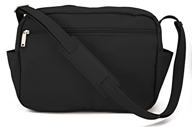 Amazon.com: Ser seguro bolsas Antirrobo grande travel bolsa ...