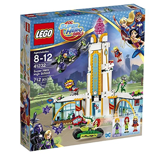 LEGO Super Heroes Heroes of Justice: Sky High Battle 76046 at Gotham City Store