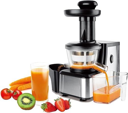 Enrico M line Slowjuicer Entsafter Multifunktionsentsafter Smoothiemaker Küchenmaschine