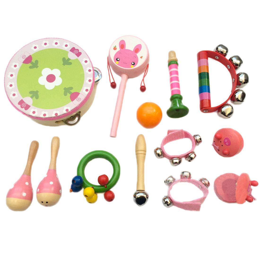 Instrumentos Musicales Infantiles, Instrumentos Percusion