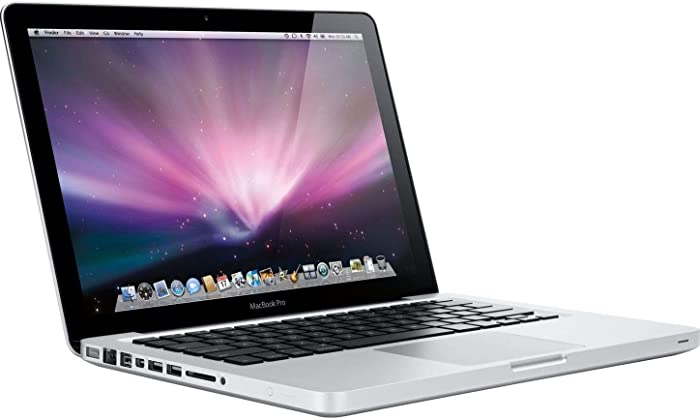 Apple MacBook Pro MD101LL/A w/8GB RAM Intel Core i5-3210M X2 2.5GHz 500GB HD 13.3in MacOSX, Silver (Renewed)
