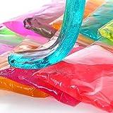 Tonwalk DIY Slime Crystal Clay Mud Play Transparent Magic Plasticine Kid Toys