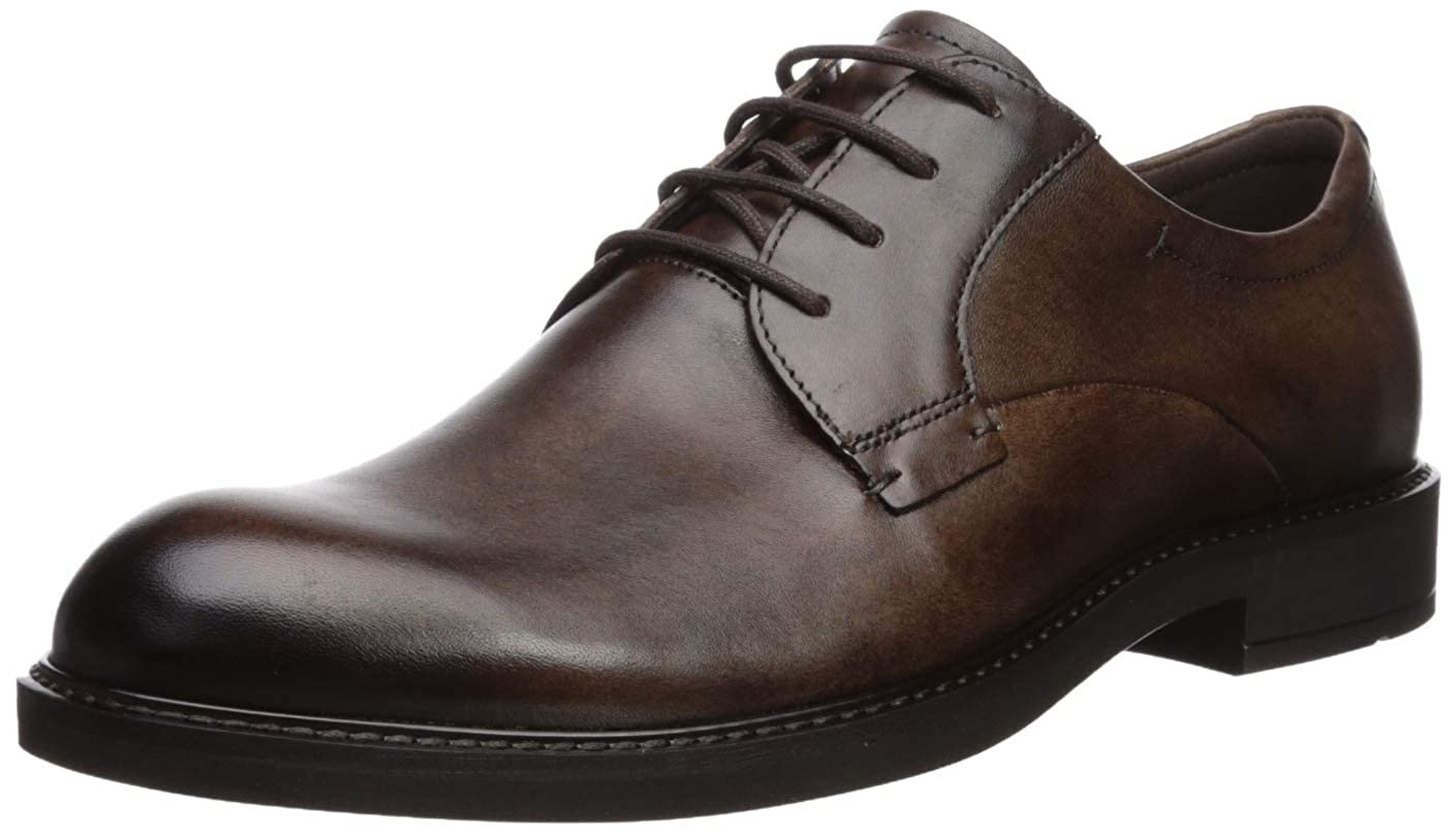 ECCO Vitrus III, Zapatos de Cordones Derby para Hombre